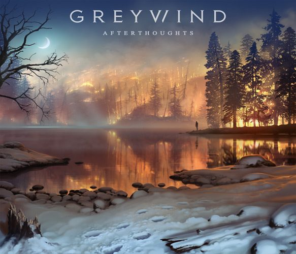 Afterthoughts Album - Interview - Steph & Paul O'Sullivan of Greywind