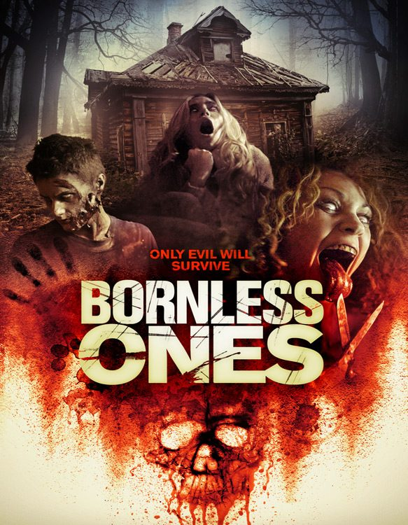 BORNLESS ONES KEY ART FLAT - Bornless Ones (Movie Review)