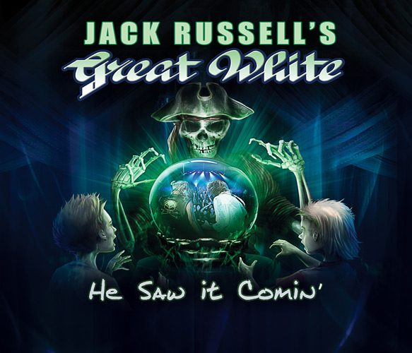JACK RUSSELLS GREAT WHITE hsic COVER HI - Jack Russell's Great White - He Saw it Comin' (Album Review)