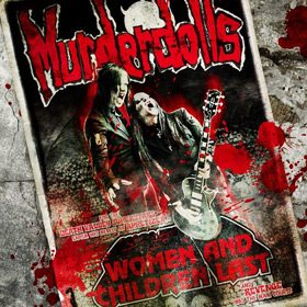 Murderdolls Updated Album Cover - Interview - Joey Jordison