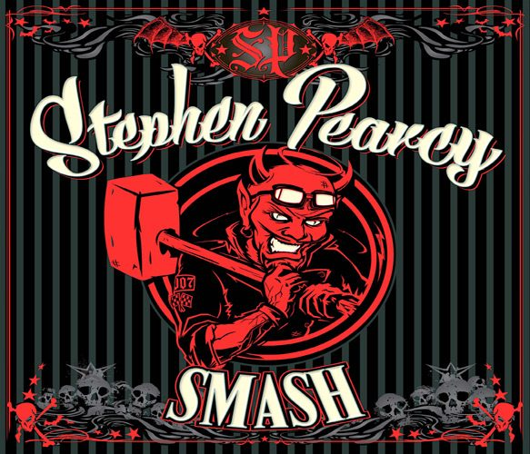 Smasher album cover - Interview - Stephen Pearcy of Ratt