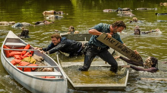 TWD 708 GP 0802 0378 RT GN - The Walking Dead - Hearts Still Beating (Season 7/ Episode 8 Review)
