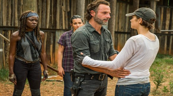 TWD 708 GP 0804 0170 RT - The Walking Dead - Hearts Still Beating (Season 7/ Episode 8 Review)