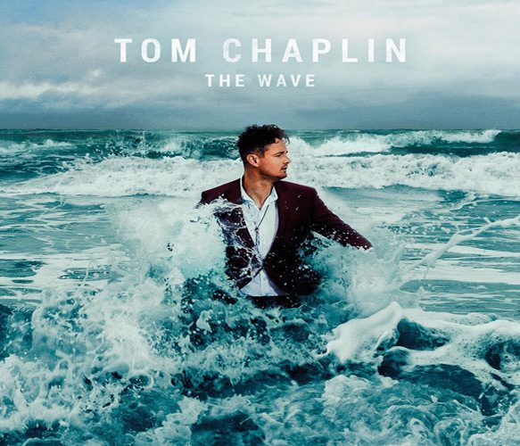 Tom Chaplin   The Wave album cover - Tom Chaplin - The Wave (Album Review)