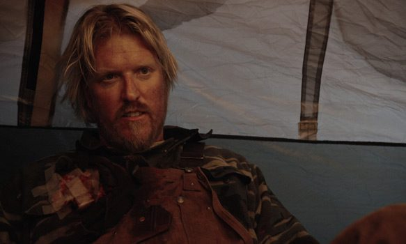 arbor demon 1 - Interview - Jake Busey