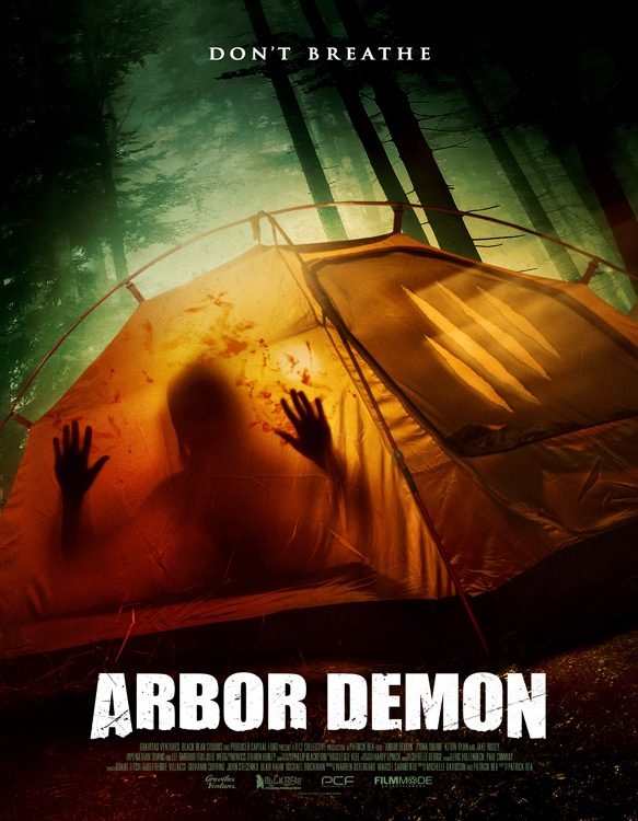 arbor demon poster - Interview - Jake Busey