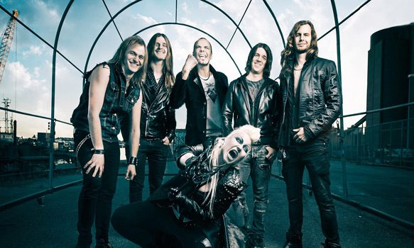 battle beast 2017 - Interview - Noora Louhimo of Battle Beast