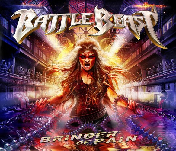 battle beast album - Interview - Noora Louhimo of Battle Beast