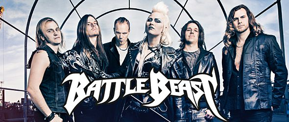 battlebeast slide interview 2017 - Interview - Noora Louhimo of Battle Beast