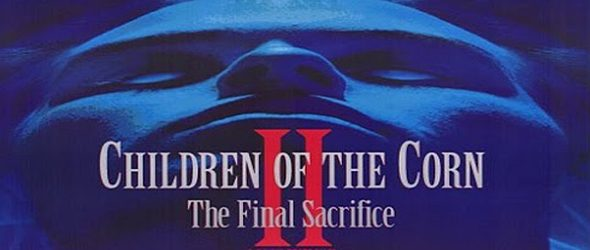 children of corn 2 big slide - This Week In Horror Movie History - Children of the Corn II: The Final Sacrifice (1993)