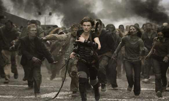 evil 1 - Resident Evil: The Final Chapter (Movie Review)