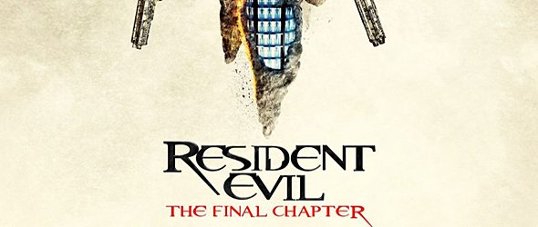 evil slide - Resident Evil: The Final Chapter (Movie Review)