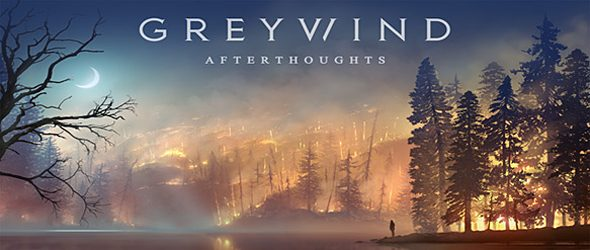 greywind slide album - Greywind - Afterthoughts (Album Review)