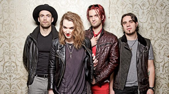 halestorm promo - Halestorm - ReAniMate 3.0: The CoVeRs eP (EP Review)