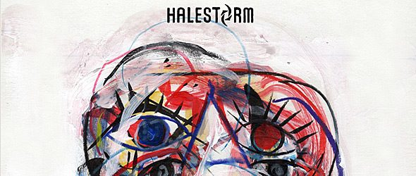 halestorm reanimate3 slide - Halestorm - ReAniMate 3.0: The CoVeRs eP (EP Review)