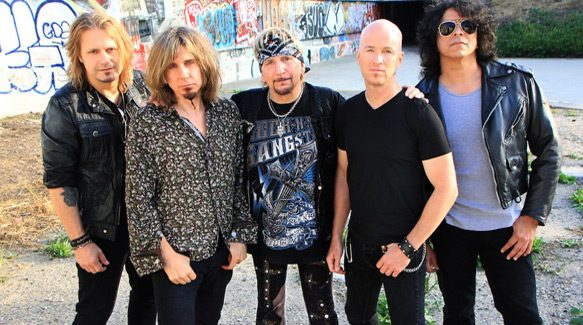 jack slide - Jack Russell's Great White - He Saw it Comin' (Album Review)