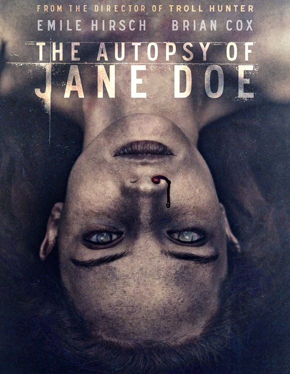 janedoeposter - The Autopsy of Jane Doe (Movie Review)