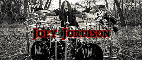 joey slide - Interview - Joey Jordison