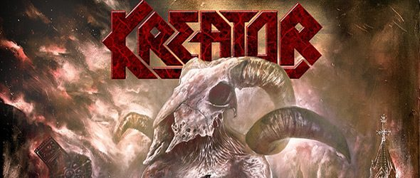 kreator-album-cover - Cryptic Rock