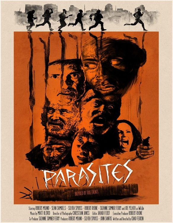 parasites cover - Parasites (Movie Review)