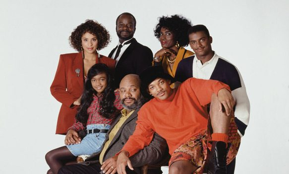 promotional photo of cast of fresh prince - Interview - Karyn Parsons