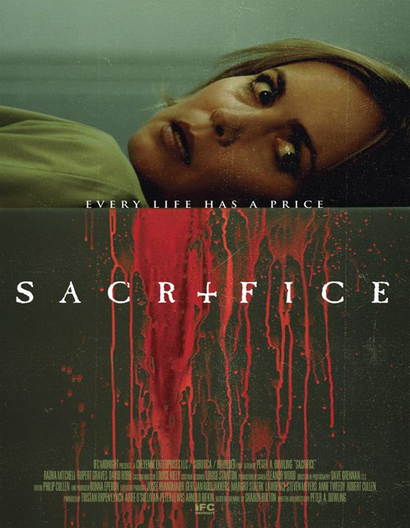 sacrifice movie poster - Sacrifice (Movie Review)