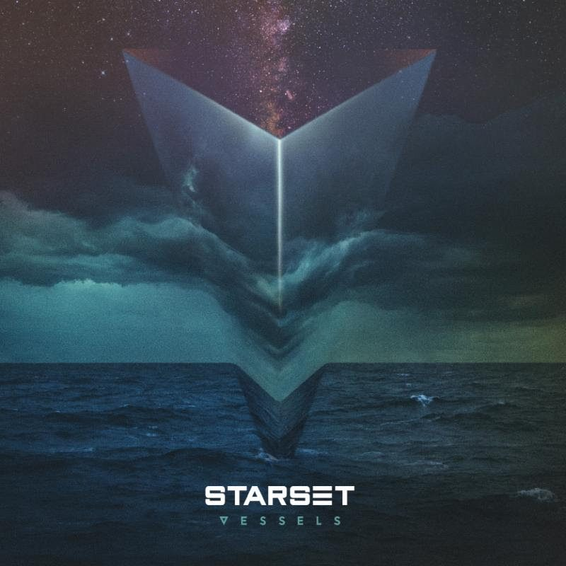 starset album cover - Starset - Vessels (Album Review)
