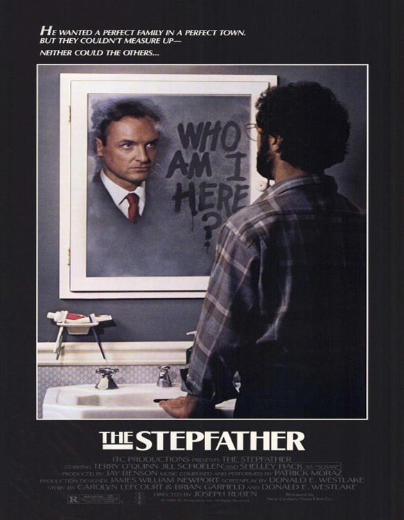 stepfather poster - The Stepfather - 30 Years Of Classic Family Values