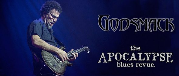 tony interview - Interview - Tony Rombola of Godsmack & The Apocalypse Blues Revue