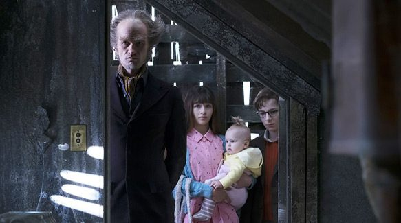 unfortunate 1 - A Series of Unfortunate Events (Season One Review)