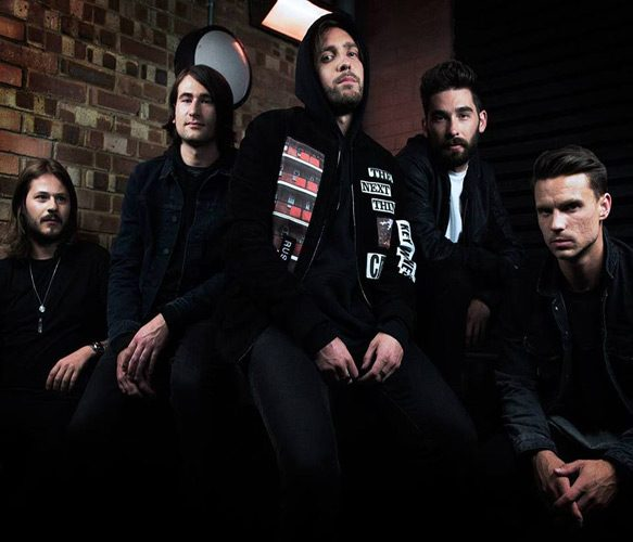 you me at six promo 1 - You Me At Six - Night People (Album Review)