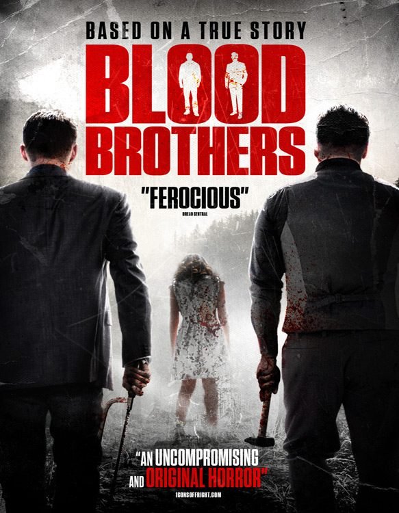 Blood Brothers Key Art - Blood Brothers (Movie Review)