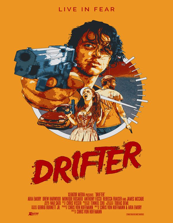 Drifter  theatrical poster 04 - Drifter (Movie Review)