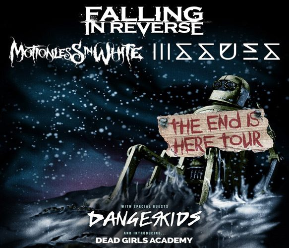 FIRMIW tour - Interview - Tyler Smyth of Dangerkids