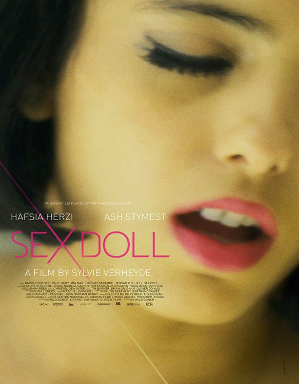 SexDoll poster - Sex Doll (Movie Review)