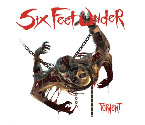 Six Feet Under Torment - Six Feet Under - Torment (Album Review)
