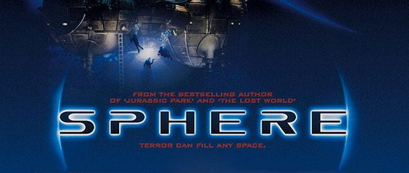 Sphere big slide - This Week In Horror Movie History - Sphere (1998)