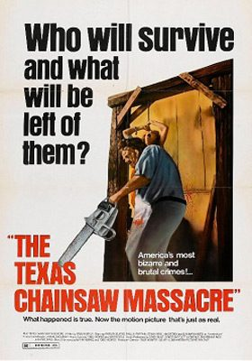 The Texas Chain Saw Massacre 1974 theatrical poster - Interview - Julia Ducournau