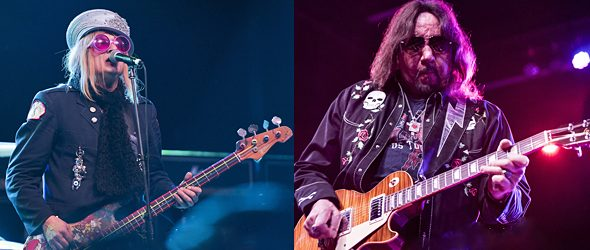 ace enuff slide - Ace Frehley & Enuff Z'Nuff Tear Through Marquee Theatre Tempe, AZ 1-27-17