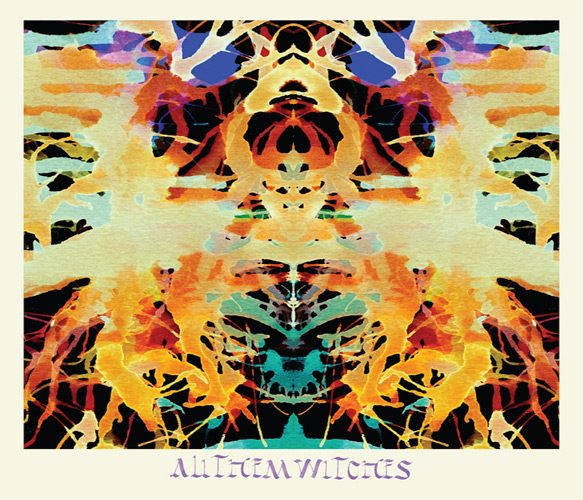 all them witches album cover - All Them Witches - Sleeping Through The War (Album Review)