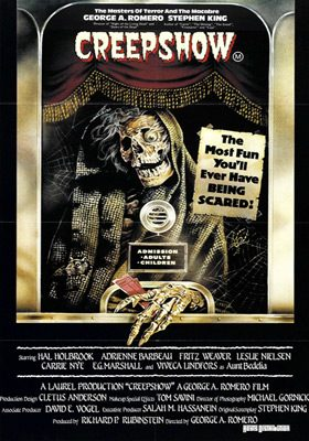 creepshow poster 01 1 - Interview - Adrienne Barbeau