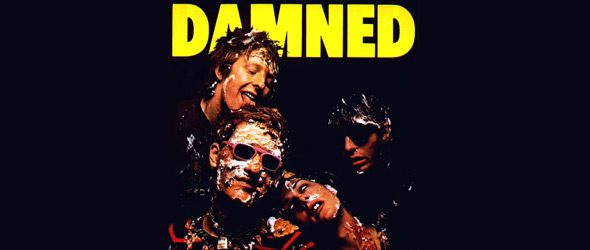 damned 1977 slide - The Damned's Damned Damned Damned 40 Years Later