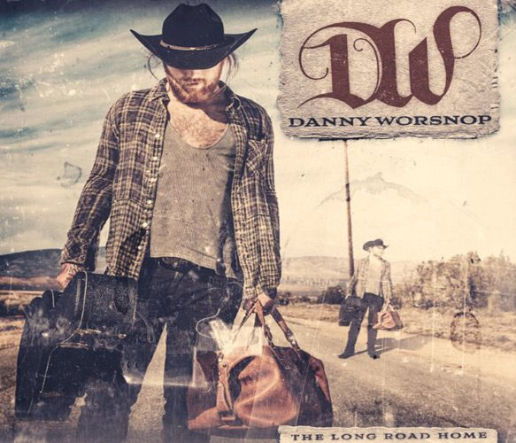 dannyworsnop thelongroadhome - Danny Worsnop - The Long Road Home (Album Review)