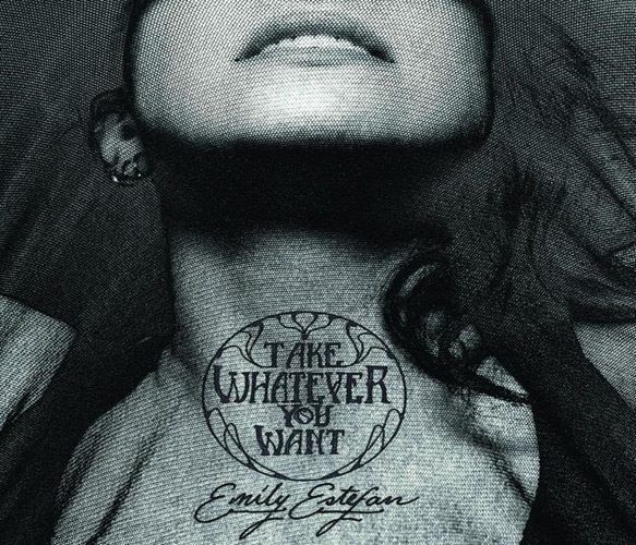 emily estefan album cover - Emily Estefan - Take Whatever You Want (Album Review)