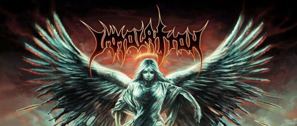 immolation slide - Immolation - Atonement (Album Review)
