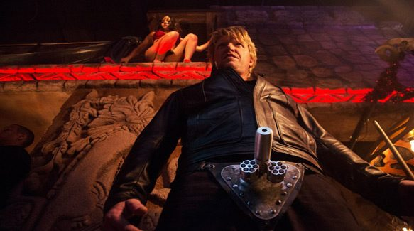 jake busey from dusk till dawn - Interview - Jake Busey