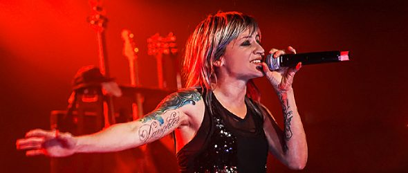 lacey live webster - Lacey Sturm Inspires NYC 2-6-17 w/ Palisades, Stitched Up Heart & Letters From The Fire
