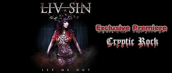 """liv slide new - Liv Sin Exclusively Premieres Video For """"Let Me Out"""""""