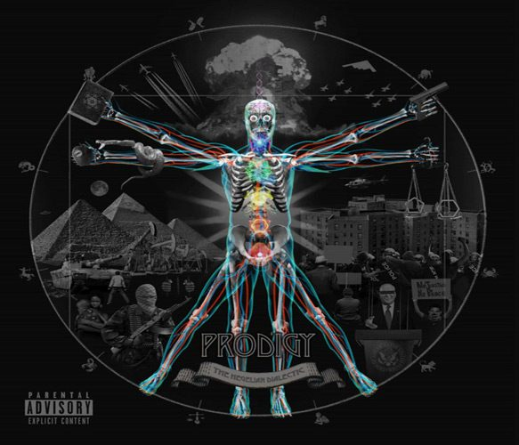 prodigy promo - Prodigy - The Hegelian Dialectic (Album Review)