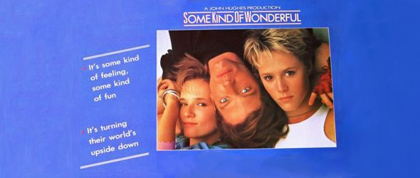 smoke kind of slide - Some Kind of Wonderful - A Teen Movie Gem 30 Years Later